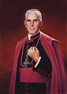 The Venerable Archbishop Fulton J. Sheen